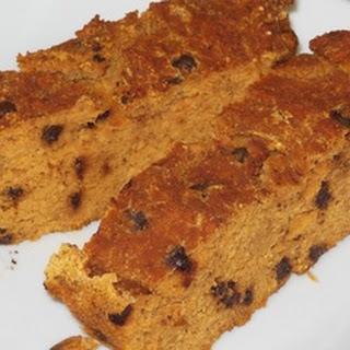 Gluten-Free Pumpkin Spice Chocolate Chip Bread