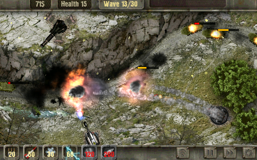 Defense Zone - Original 1.1.1 screenshots 3
