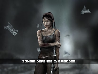 Zombie Defense 2: Episódios para Android