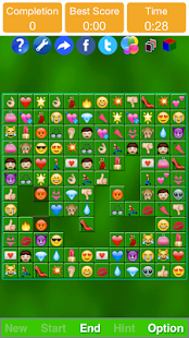 Emoji Solitaire Free - náhled