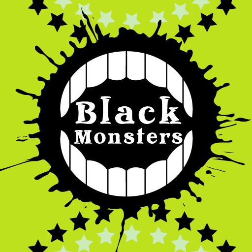 Black Monsters LOGO-APP點子