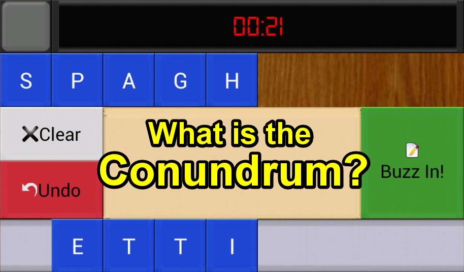 Countdown Game For Android - screenshot