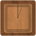 Cool Wood Clock Widget (FREE)