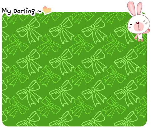 我亲爱的 兔子主题
