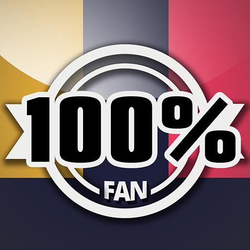 100% Fan del Leones Negros LOGO-APP點子