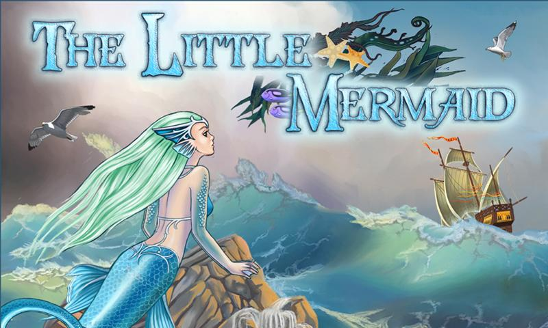 Little Mermaid Kids Storybook Android Apps on Google Play