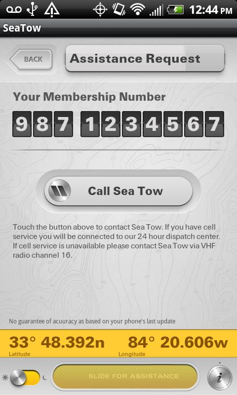 Sea Tow - screenshot