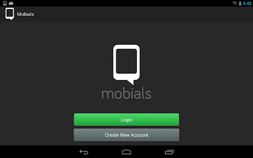Mobials- screenshot thumbnail