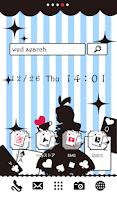 Screenshot of Cute wallpaper★Alice's world