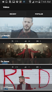 M Pokora- screenshot thumbnail