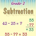 Grade-2-Maths-Subtraction-WB-1 icon