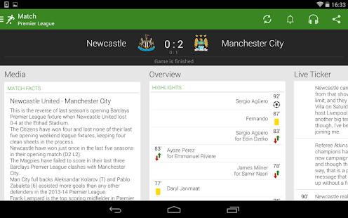 Onefootball - Soccer scores Screenshot 30