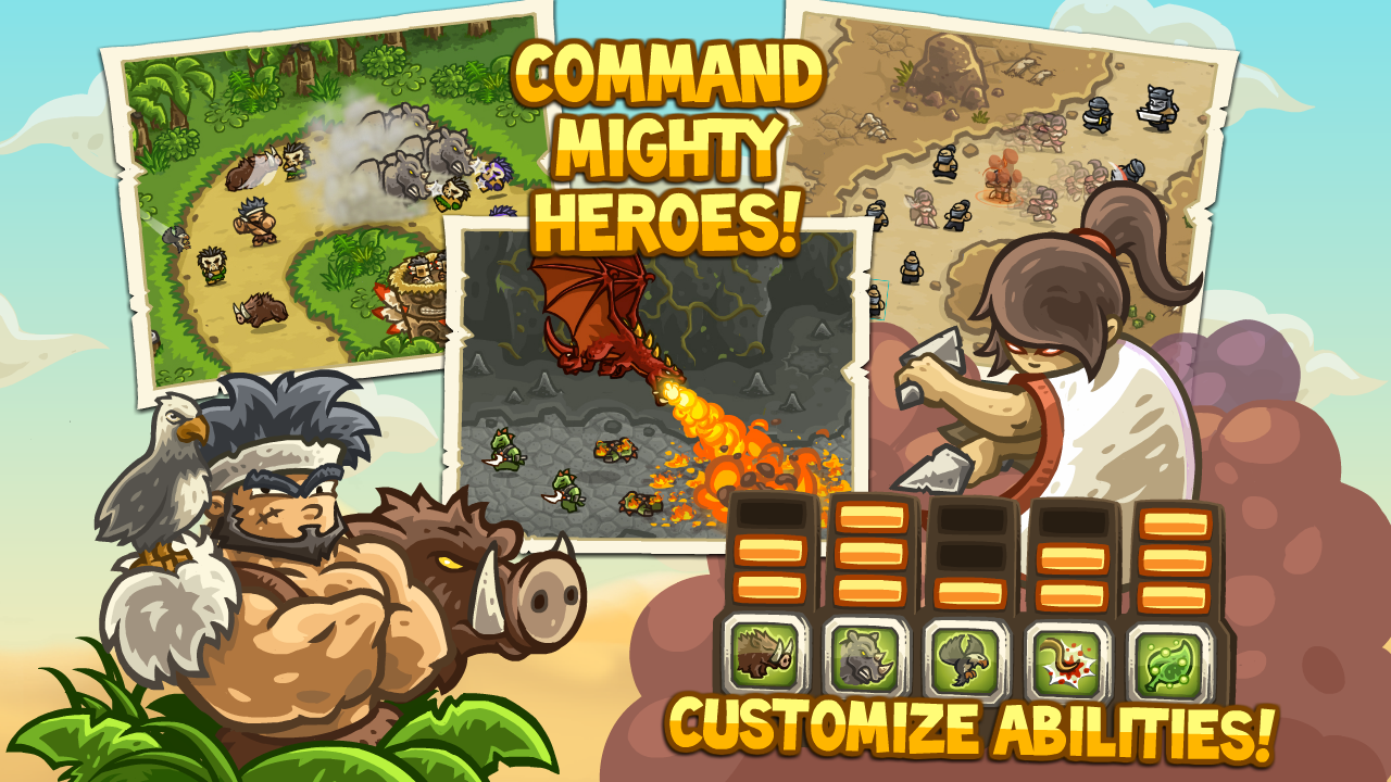 Kingdom Rush Frontiers screenshot #12