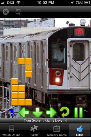 Subway Trains Surf Free Game - screenshot