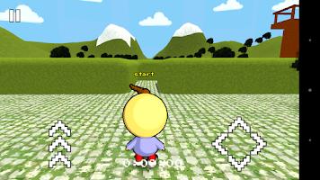 Screenshot of 3D Maze Retro