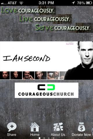 Courageous Church DFW