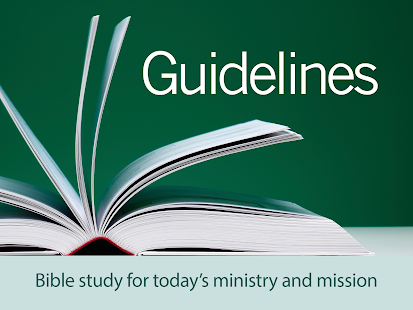 Guidelines: Bible Study - screenshot thumbnail