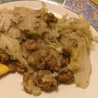 Ground Beef Cabbage Potato Recipes.