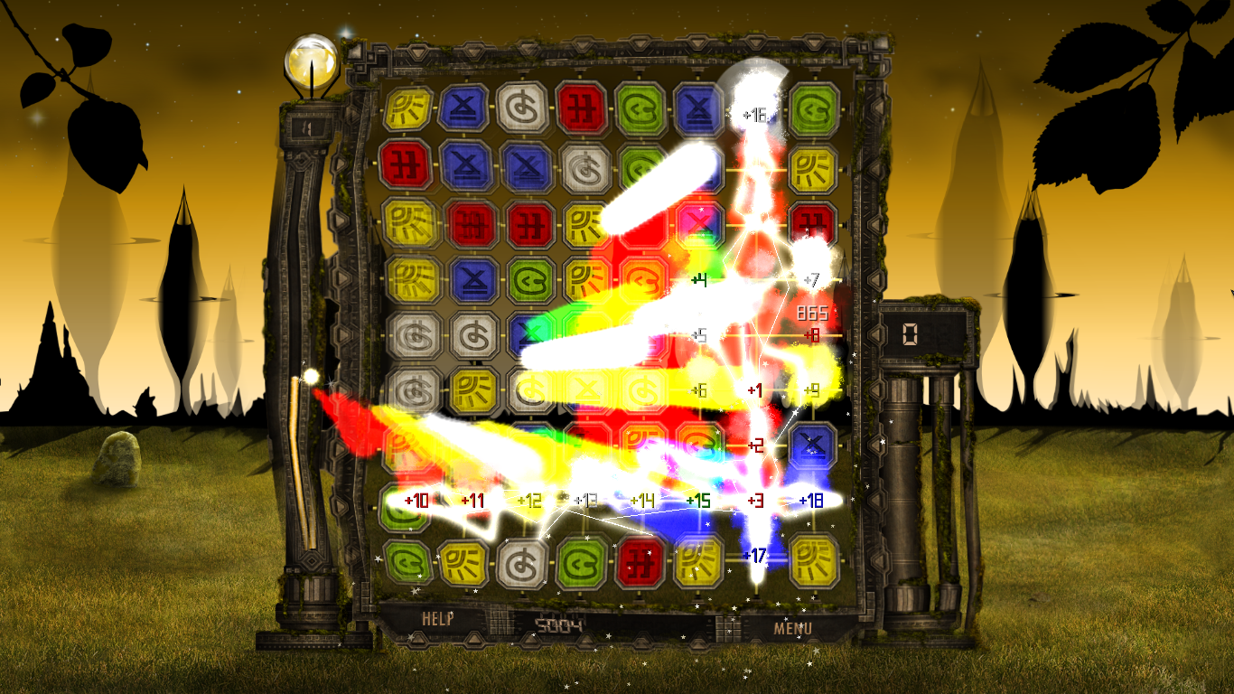 T-Kara Puzzles- screenshot