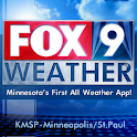 FOX9 Weather logo