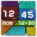 Graphics Clock Widget icon