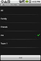 Screenshot of Etalk Thread