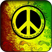 Rasta Peace Wallpapers
