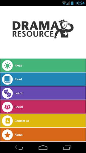 Drama Resource