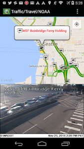 Washington Traffic Cameras Pro screenshot 1