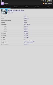 CPU-Z v1.08