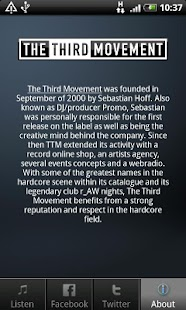 The Third Movement - screenshot thumbnail