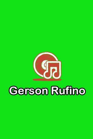 Gerson Rufino Letras