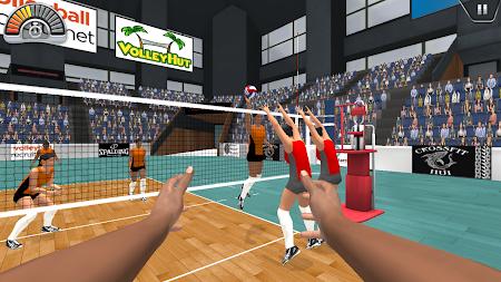 VolleySim: Visualize the Game 1.11 screenshot 715569