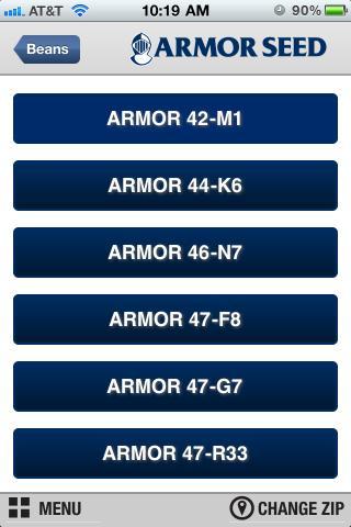 Armor Seed - screenshot