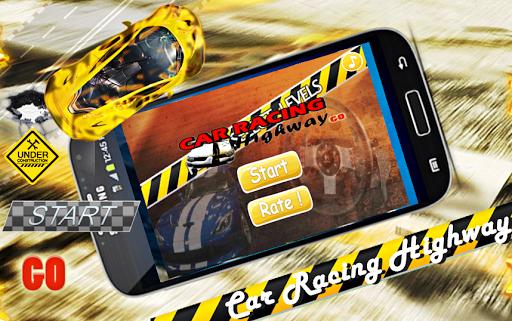 Car Racing Highway Game