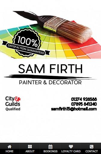 玩免費商業APP|下載Sam Firth Decorators app不用錢|硬是要APP