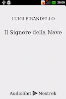 Screenshot of Il Signore della Nave