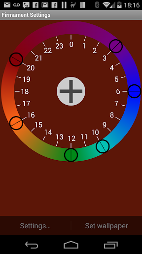 Firmament Color Cycler