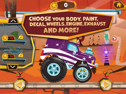 Build A Truck -Duck Duck Moose image | 2