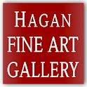 Hagan Fine Art Gallery logo