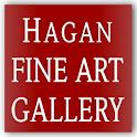 Hagan Fine Art Gallery logo