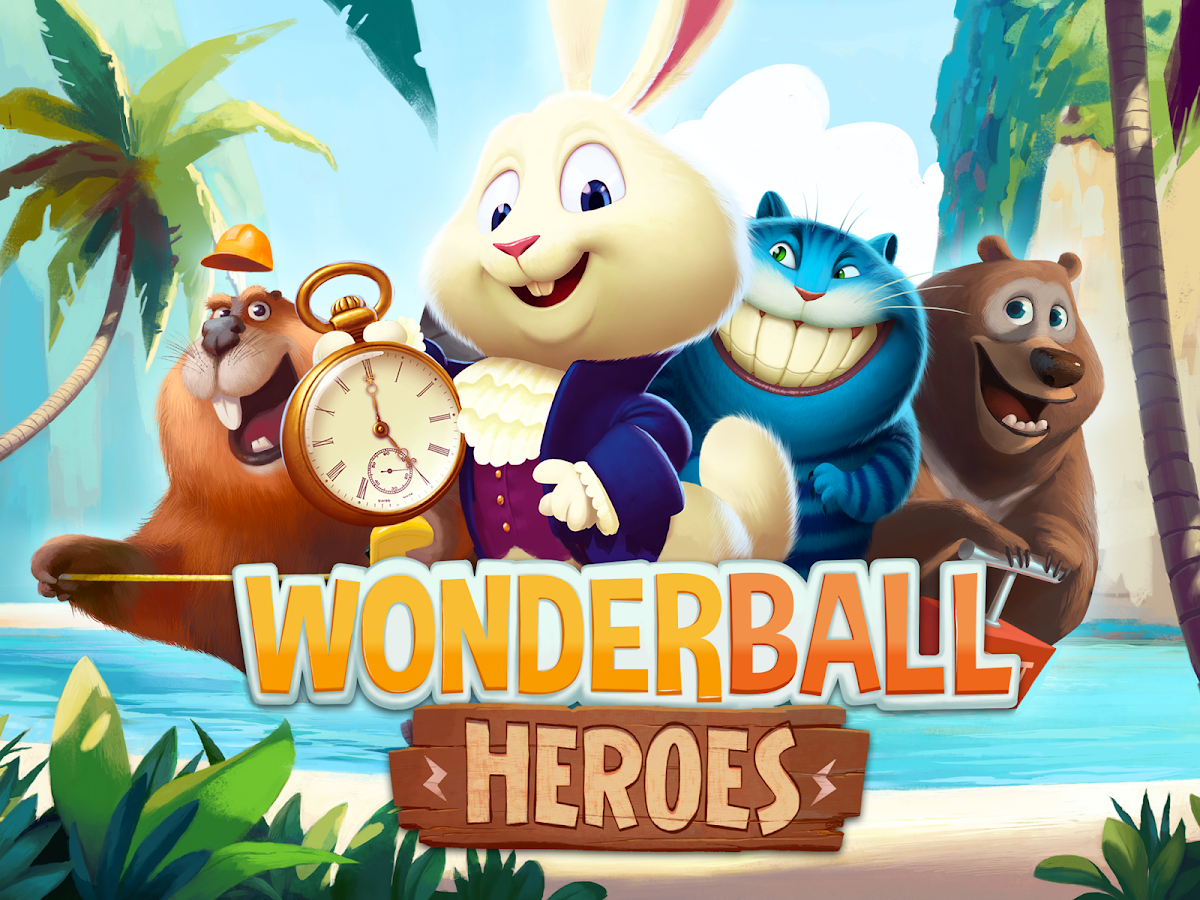 Wonderball Heroes- screenshot
