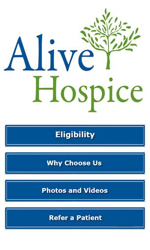 Alive Hospice Referrals