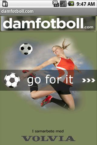 women´s football (soccer) - screenshot