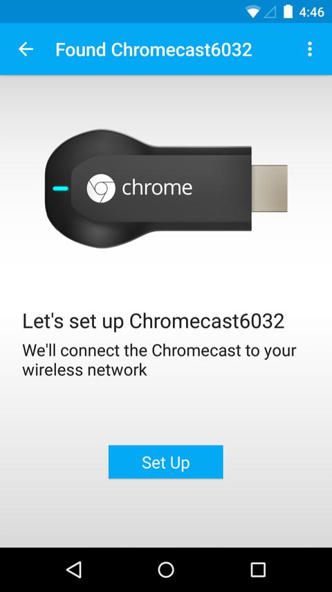 Chromecast App Store