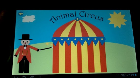 Animal Circus: PEEKABOO (Free)- screenshot thumbnail
