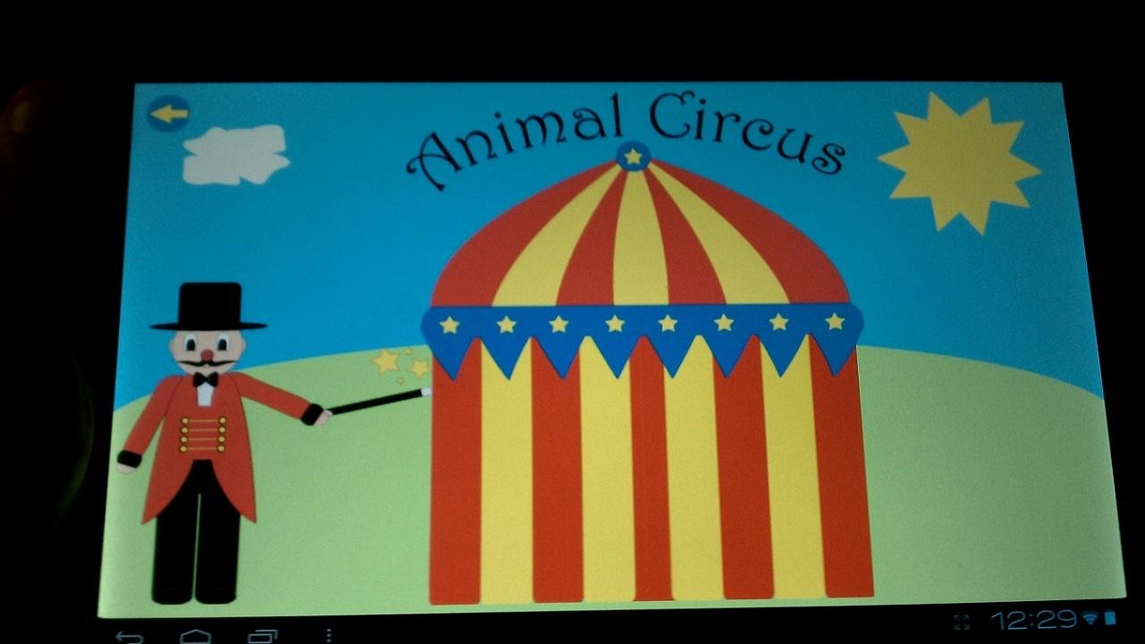 Animal Circus: PEEKABOO (Free)- screenshot