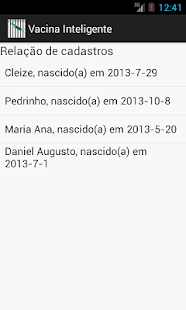 Vacina Inteligente- screenshot thumbnail