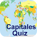 Pays du Monde + Capitales Quiz icon