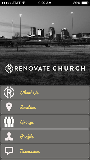 Renovate Church Birmingham AL